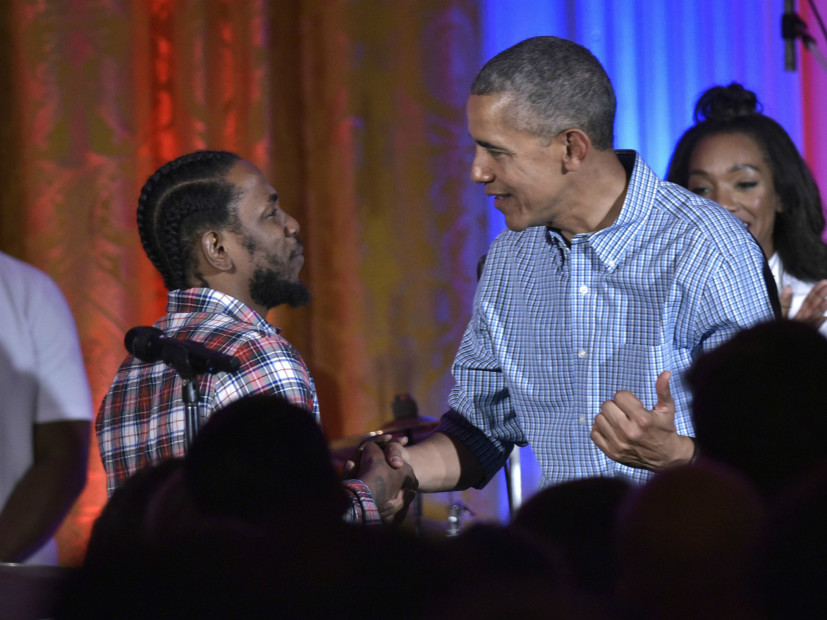 Kendrick Lamar, Jay Z & Beyoncé Reportedly To Attend President Barack Obama's Birthday Party