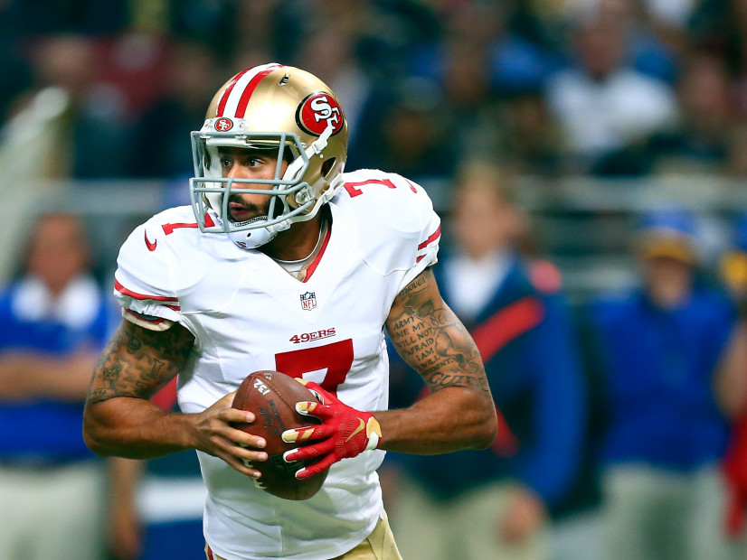 Colin Kaepernick's Protest Of National Anthem Gets Support From OG Maco, Bas & More