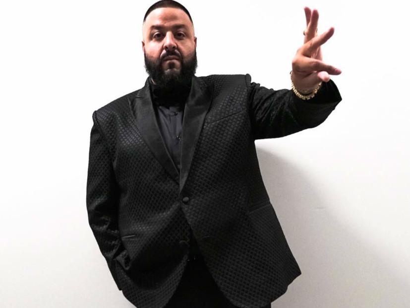 "DJ Khaled Lands First #1 Album With ""Major Key"""