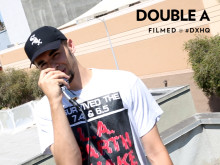 """Double A Shoots For The Stars In """"Hollywood Freestyle"""""""