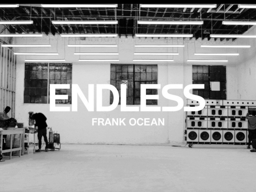 Frank Ocean debuts 'Blonde,' his 1st album in 4 years