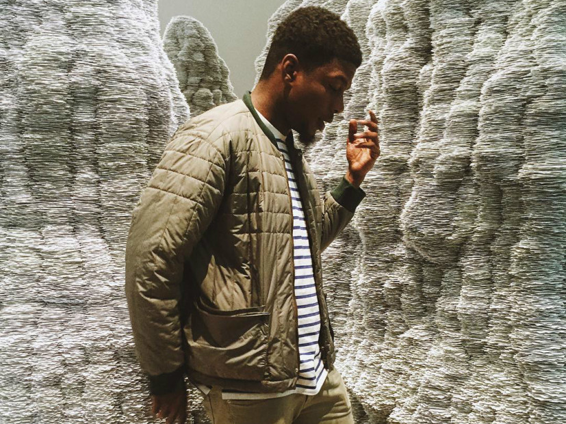 """Mick Jenkins Is Spreading Love With """"The Healing Component"""" LP"""