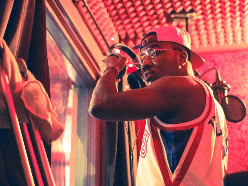 "Troy Ave Drops Personal ""Roland Collins"" Album"