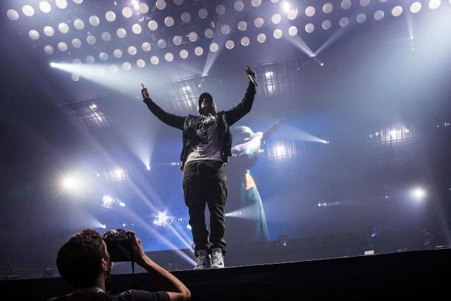 Eminem Giving Back To Flint Schools