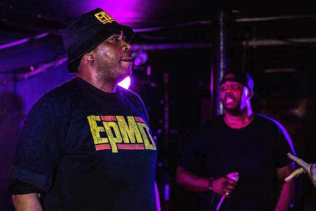 "EPMD On Drake Sampling ""You're A Customer"" & New Rap Making Kids Dumb"