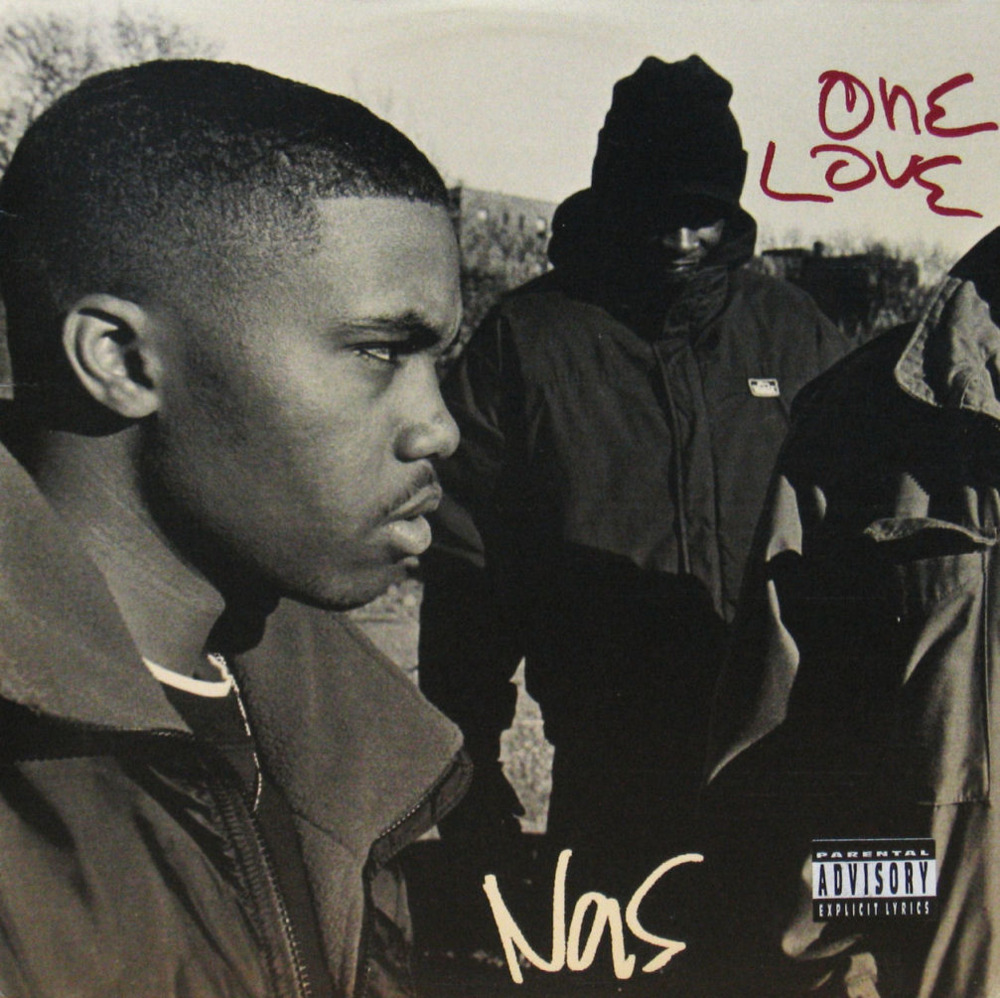 nas one love artwork
