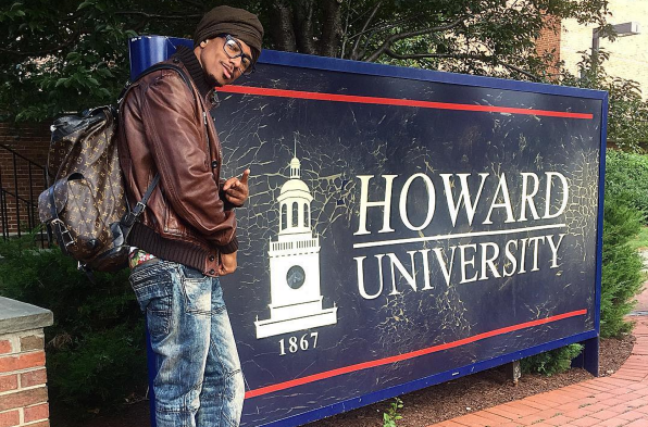 Class Of 2020: Nick Cannon Enrolls At Howard University