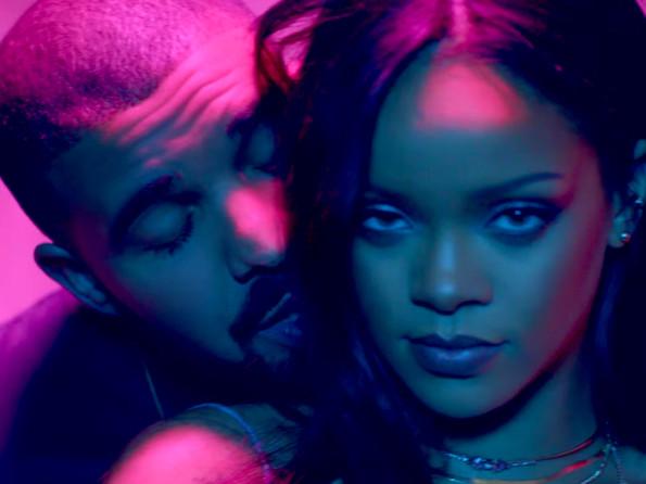 Drake & Rihanna Caught Canoodling In Miami