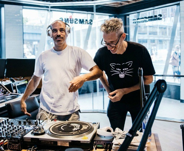 Stretch and Bobbito Speak On The Greatest Hip Hop Radio Show Ever. Their Own