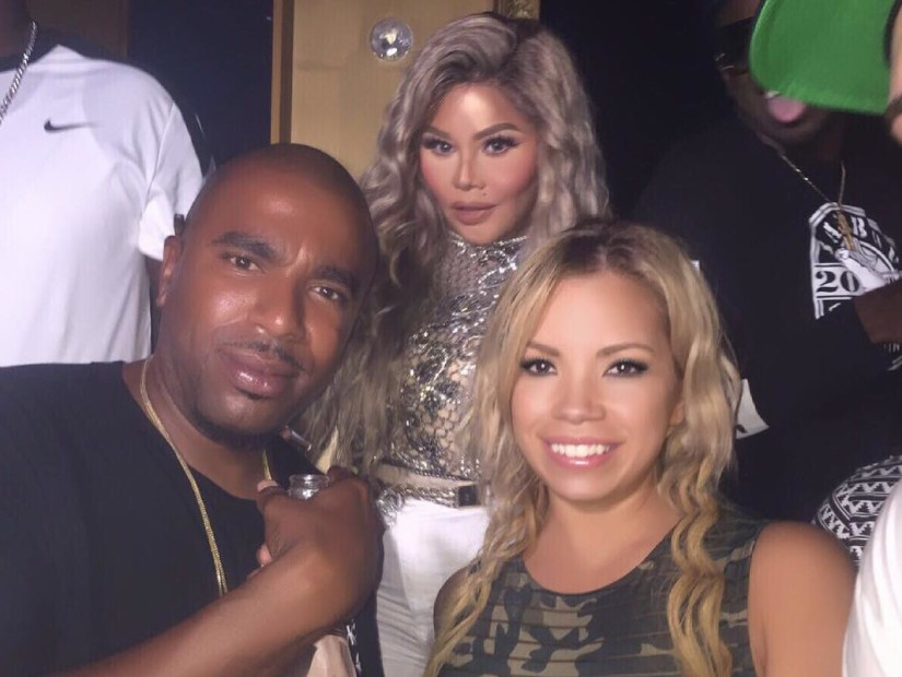 Lil Kim Reunite 15 Years After Infamous Hot 97 Shootout ...