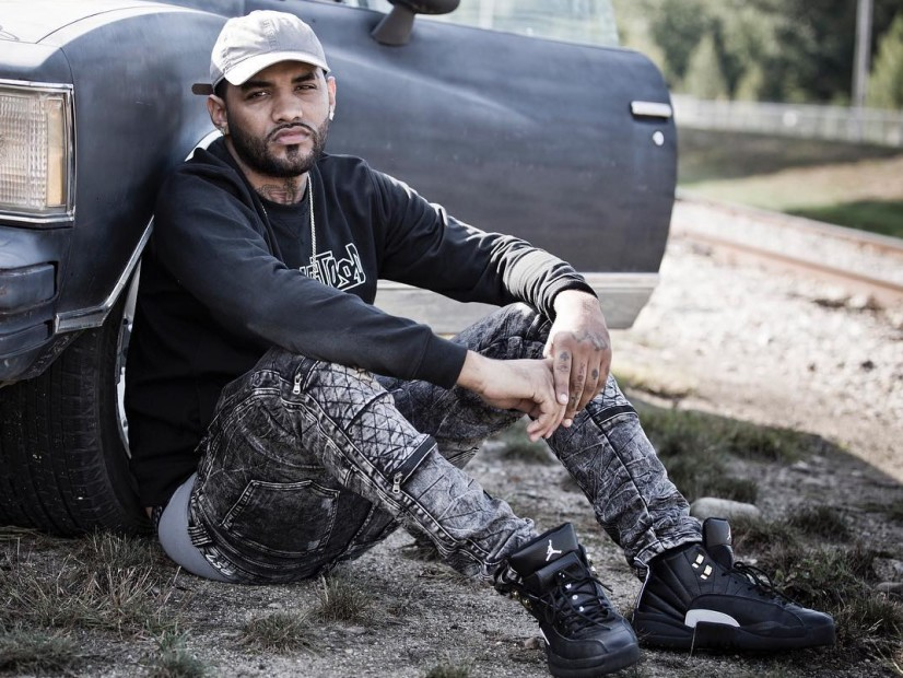 Joyner Lucas Gets Support From DJ Khaled After Signing With Atlantic Records