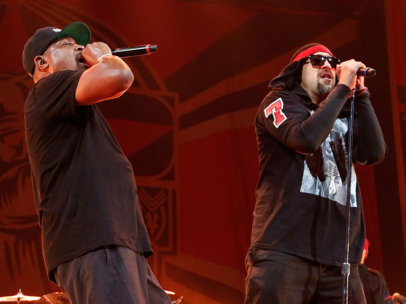 Chuck D & B-Real On Anger & The American Election