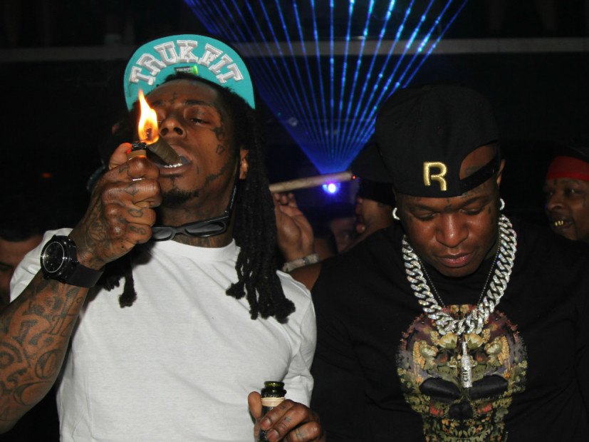 Lil Wayne Claims Birdman Blew $70 Million Of His Own Money