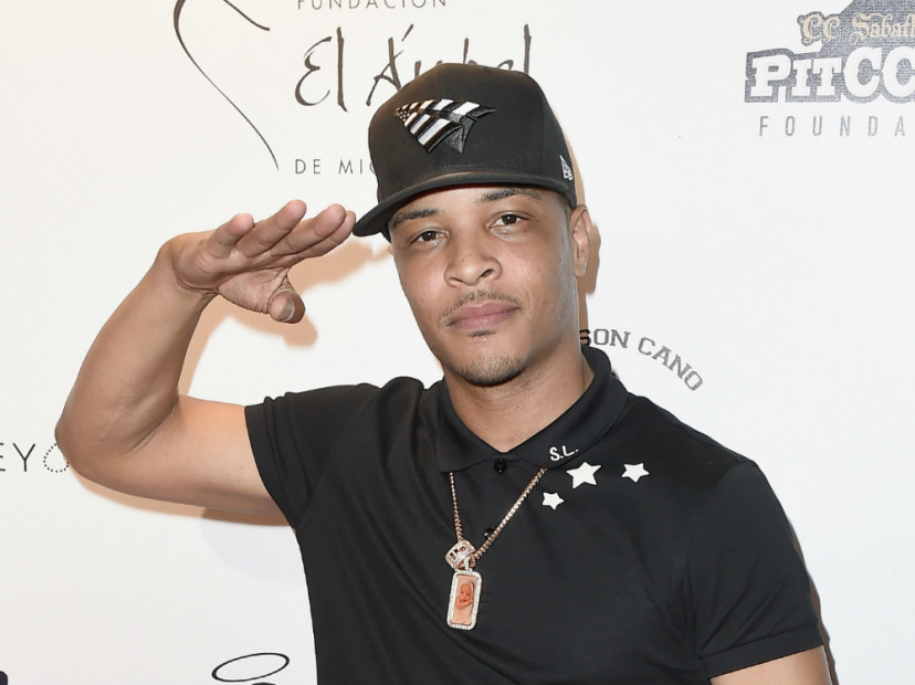 "T.I. Calls Don King ""Spineless Soul-Selling Coon"" For Donald Trump Support"