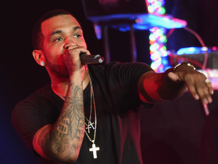 "Lloyd Banks Urges Fans To Give ""All Or Nothing: Live It Up"" On New Mixtape"