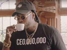 2 Chainz Drinks $600-A-Pound Cat Poop Coffee