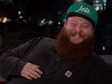 "Action Bronson Talks Eating Turtles On Episode Of ""Jimmy Kimmel Live"""