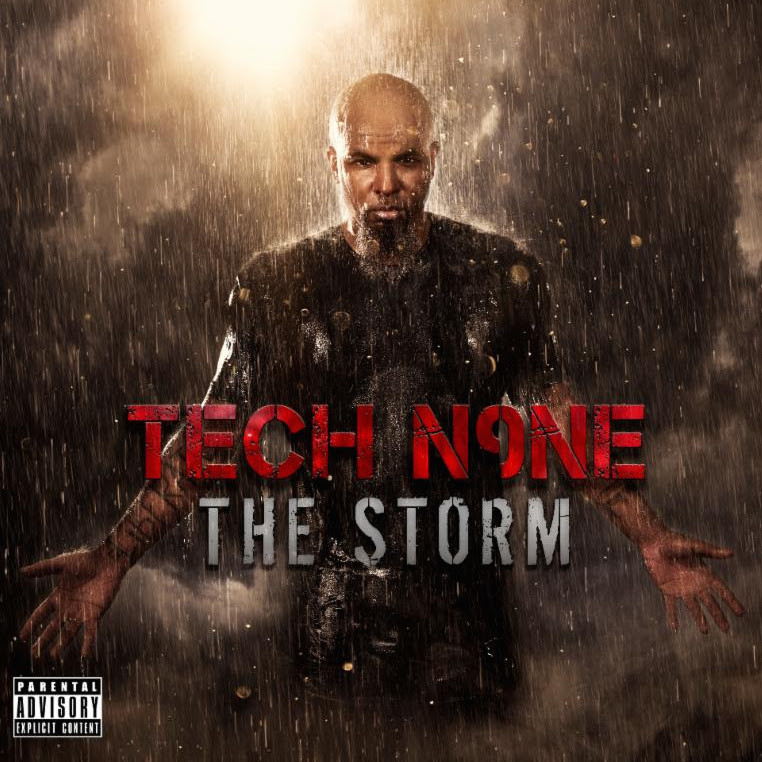 "Review: Tech N9ne's 33-Track ""The Storm"" Is Challenging To Weather"