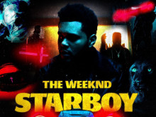 "The Weeknd Is Reborn In New ""Starboy"" Video With Daft Punk"