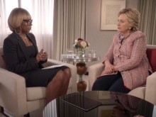 Watch A Smooth Talking Mary J. Blige Interview Hillary Clinton