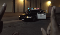 """Art Imitates Life In Page Kennedy's Police Encounter Visual """"The Shoot"""""""