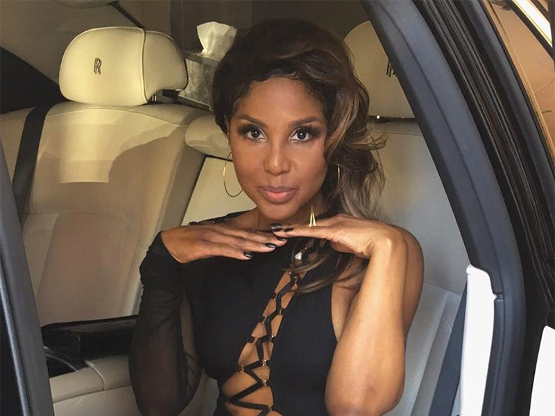 Birdman Visits Toni Braxton Following Singer's Hospitalization