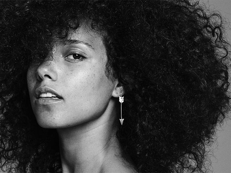 Alicia Keys celebrates Swizz Beatz's ex in new song