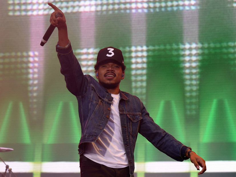 Chance The Rapper Says Grammys Should Nominate Coloring Book For