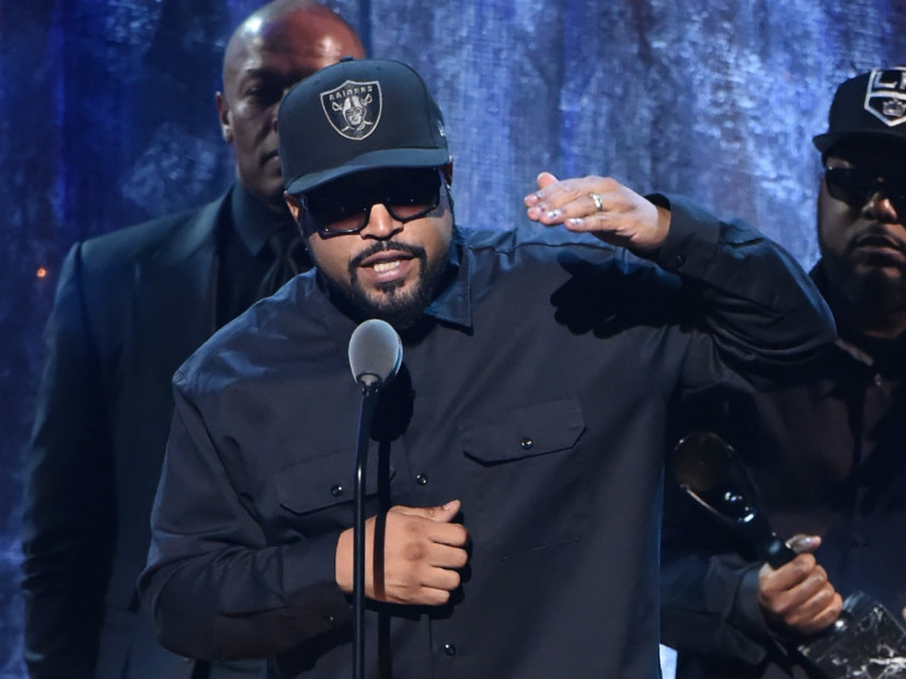 Ice Cube Makes Case For Tupac's Hall Of Fame Induction