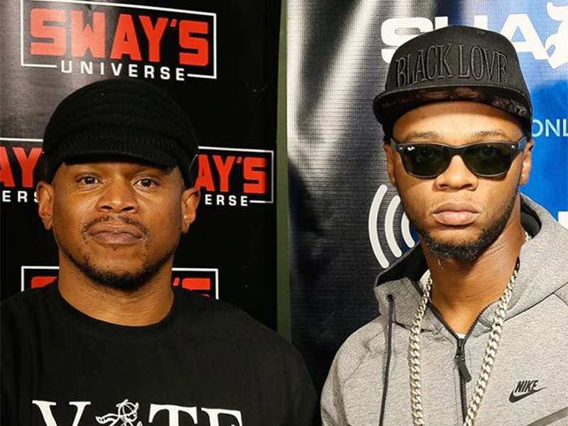 Papoose Wants To Battle Chocolate Droppa