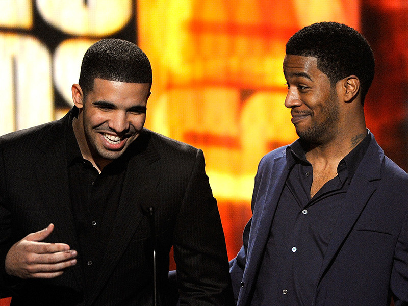 "Kid Cudi Just Called Drake A ""Pussy"" On Twitter"