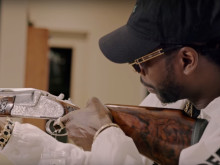 """2 Chainz Fondles $350K Firearm In Episode Of """"The Most Expensive Sh*t"""""""