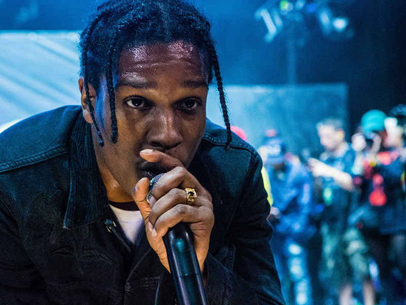 Tweets Is Watching: Ocho Cinco Looks For A$AP Rocky In New York