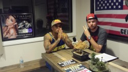 Bobby Brackins Doesn't Care To Be Super Famous