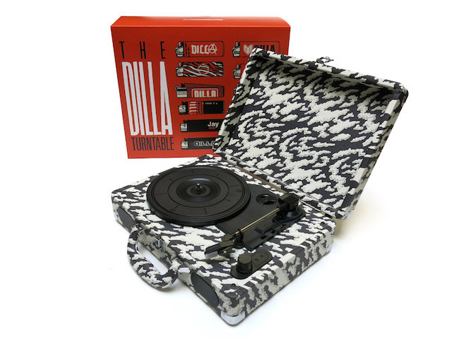 The Estate Of James Yancey Presents: The J Dilla Turntable