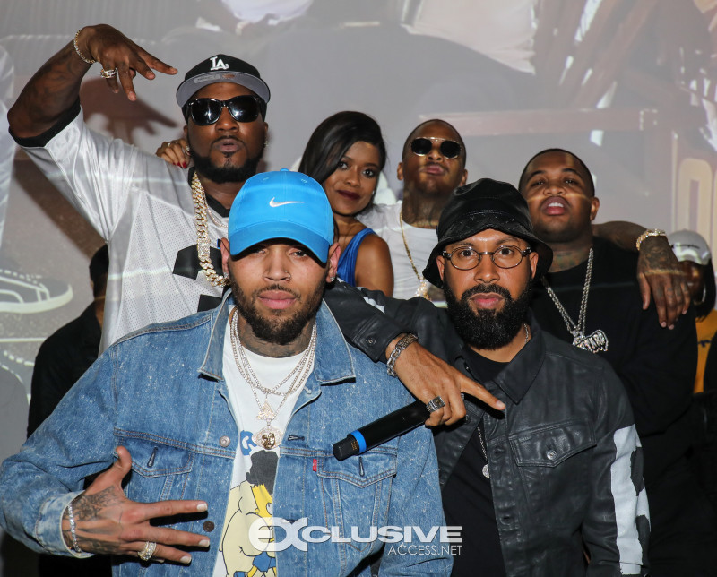 #FOMOBlog: Jeezy Throws Epic #TrapOrDie3 Listening With YG, Chris Brown & DJ Mustard