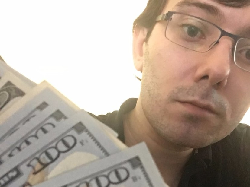 Martin Shkreli Promises New Wu-Tang Clan Music If Donald Trump Wins Presidential Election