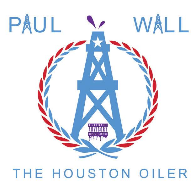 Paul wall the Houston oiler album cover art