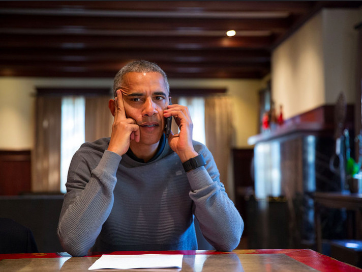 "President Obama Lists His Top Rappers: ""Jay Z Is Still The King"""