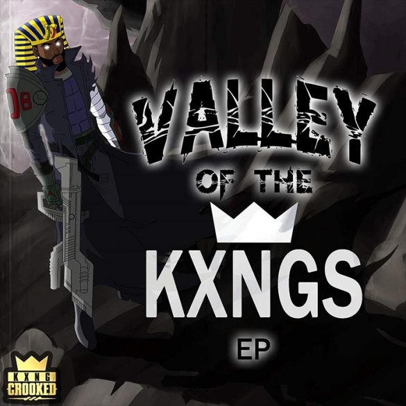 "Review: KXNG Crooked Reinvigorated On ""Valley Of The KXNGS"""