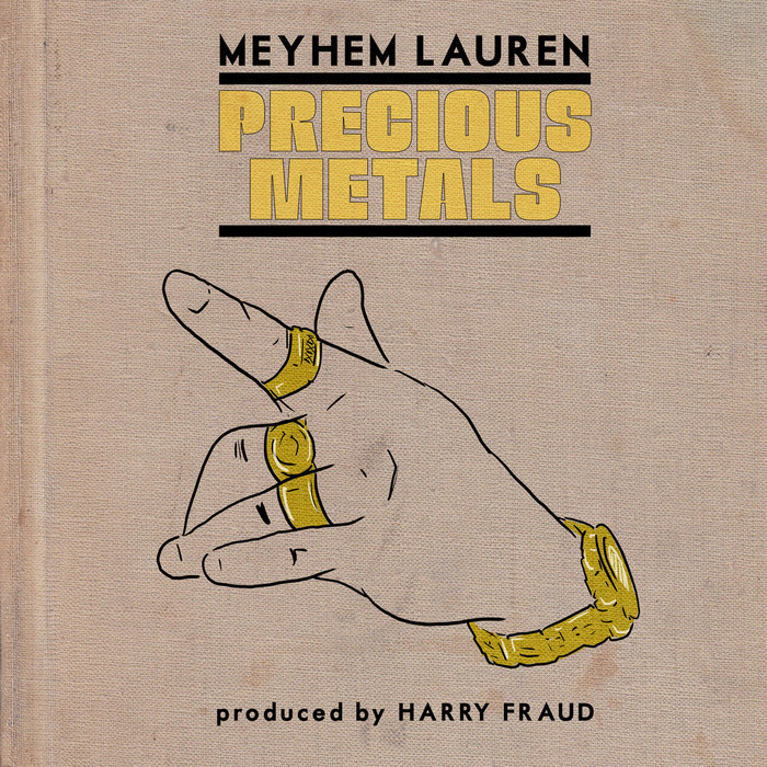 "Meyhem Lauren Fails To Strike Gold With ""Precious Metals"""