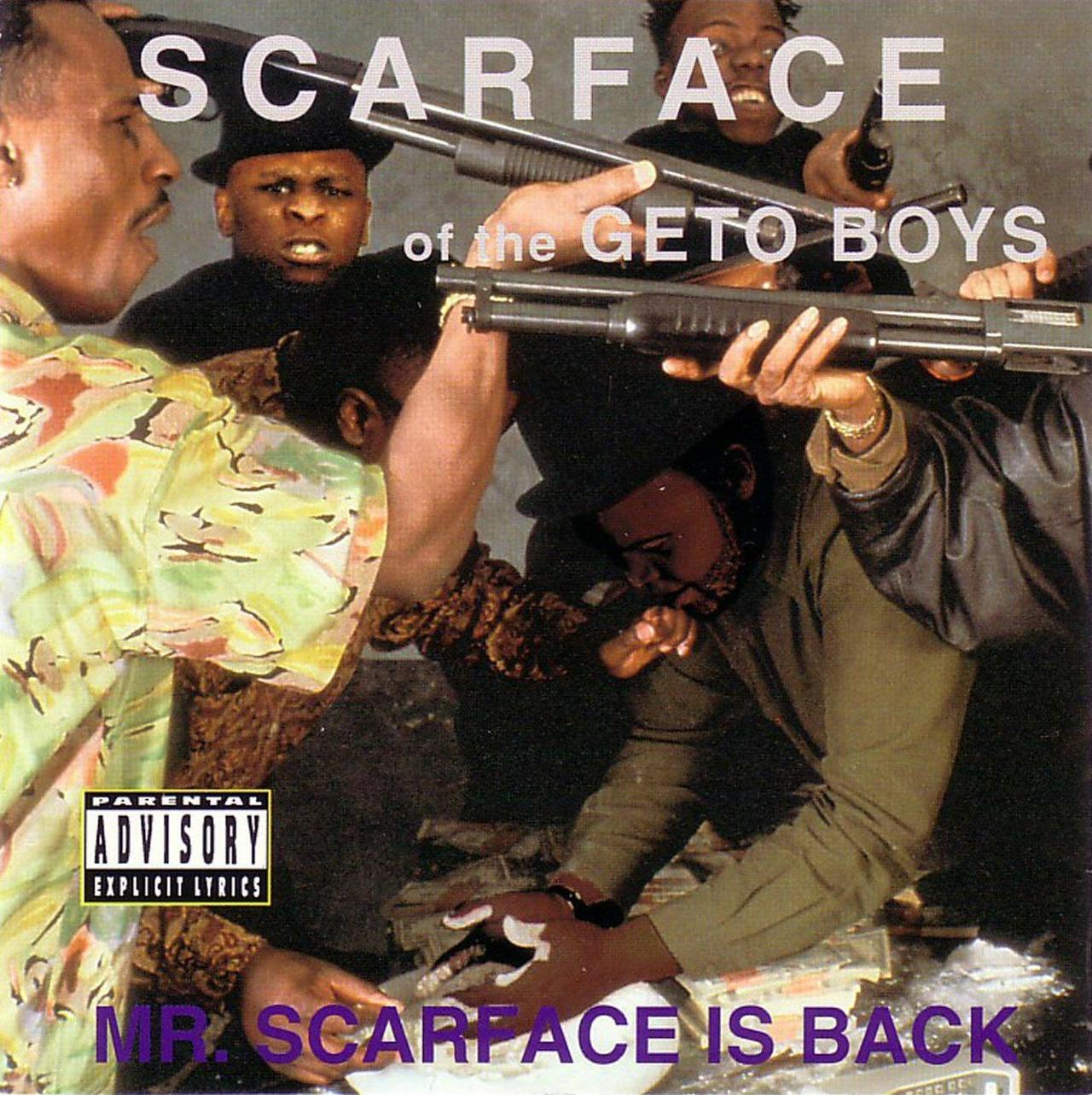 Image result for Scarface: Mr. Scarface is Back