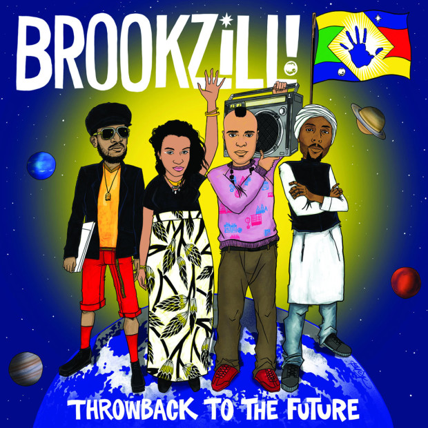 "Review: BROOKZILL! Provide Solid Nostalgia With ""Throwback To The Future"""