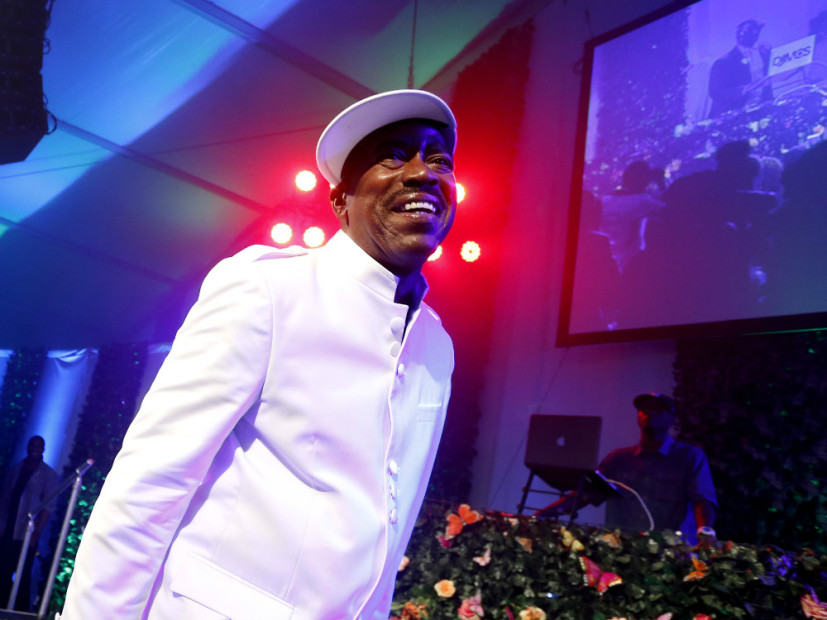 Kurtis Blow Thanks LAPD Officers For Saving His Life After Heart Attack