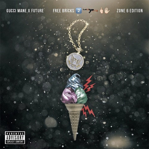 "Review: Gucci Mane & Future Trap Astronomically On ""Free Bricks 2: Zone 6 Edition"""
