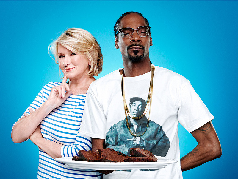 """Martha & Snoop's Potluck Dinner Party"" Coming Back For Season 2"