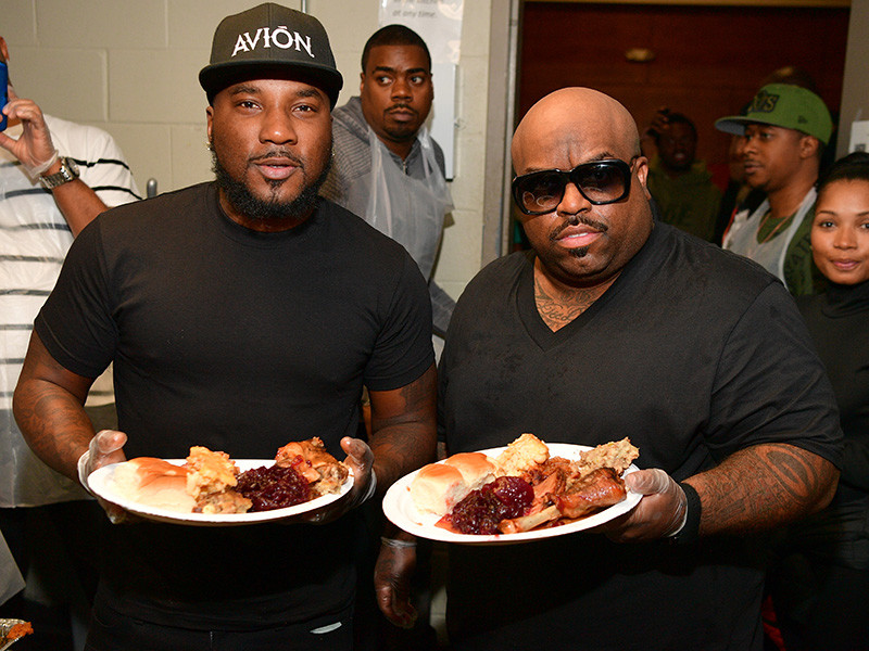 Here's How Jeezy, Big Sean, Desiigner, Cassidy & More Celebrated Thanksgiving