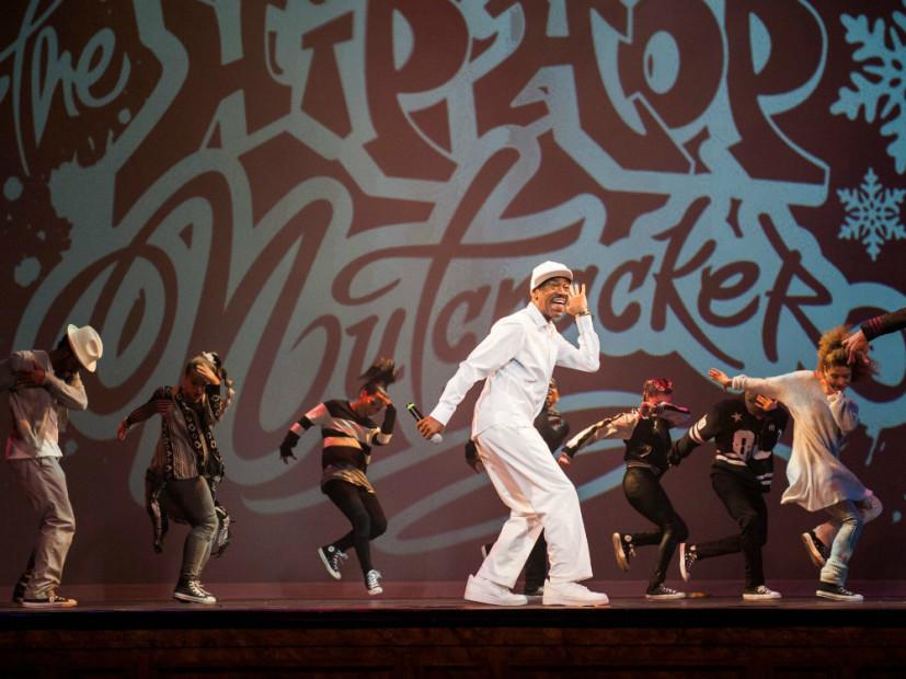 "Kurtis Blow Joins ""The Hip Hop Nutcracker"" Tour | HipHopDX"