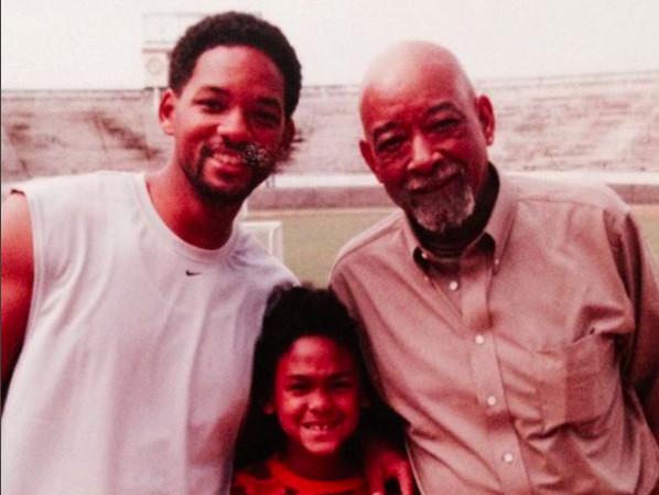 Will Smith's Father Willard Carroll Smith Sr. Has Died