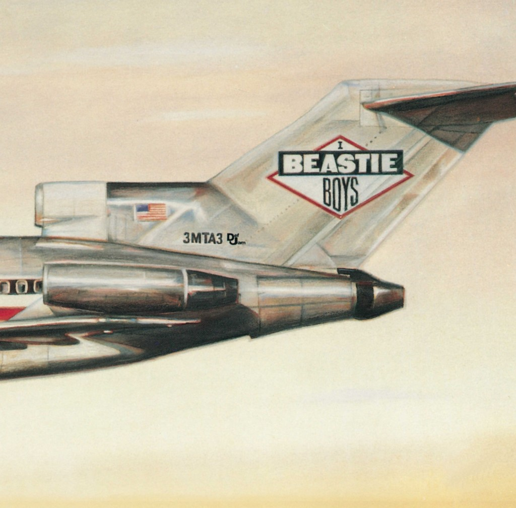 beastie boys license to ill album cover art